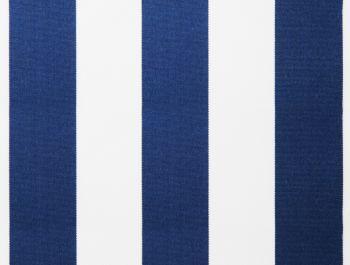 Lona de repuesto para toldo rayas azules y blanca for Repuesto para toldos lona
