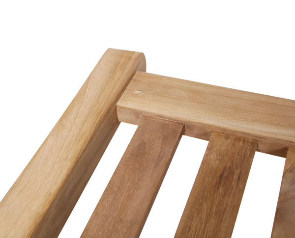 Conjunto de comedor con mesa rectangular extensible banco for Conjunto mesa extensible y sillas comedor
