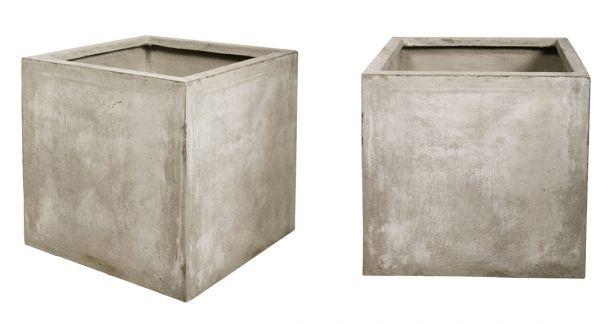 Macetero cuadrado efecto piedra mediana - Ikea vasi da giardino ...