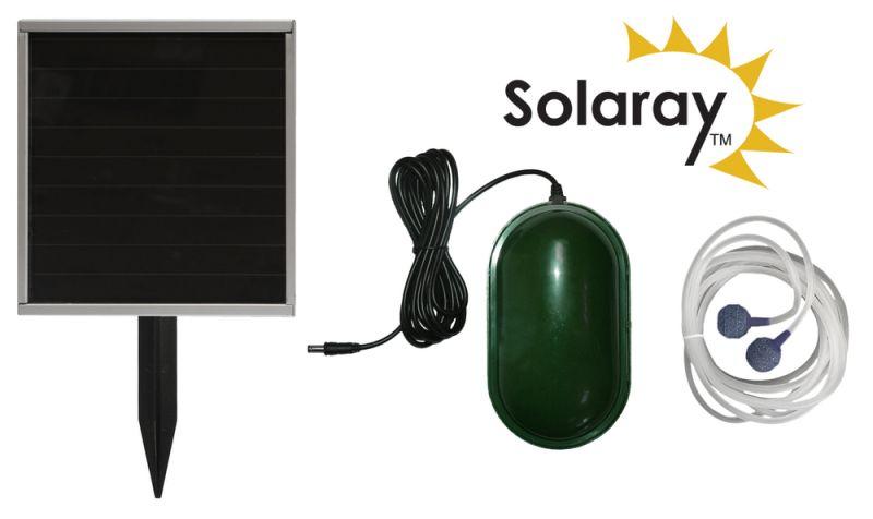 Oxigenador solar de 2 esferas estanques de hasta 3000 for Estanque 3000 litros