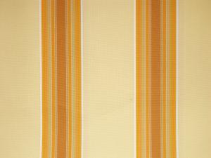 Lona de repuesto para toldo amarillo a rayas x 2m for Repuesto para toldos lona