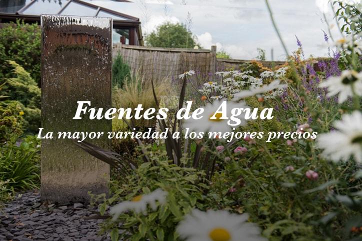 Primrose Mas De 12 Anos Creando Jardines Felices - Fuentes-agua-jardin