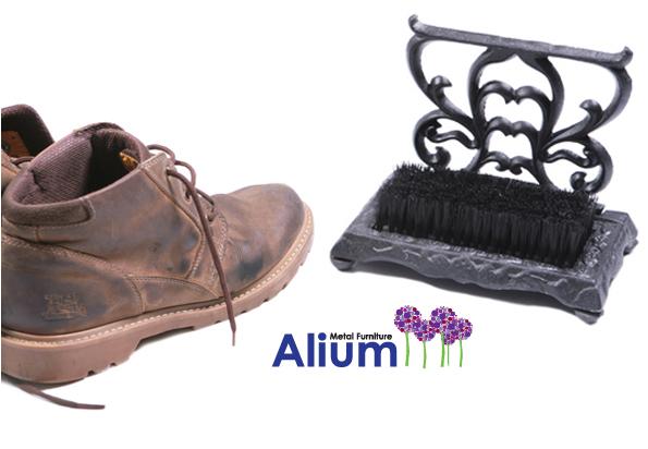 Cepillo y Raspador para Botas y Zapatos 20 642398d52d28