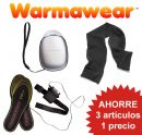 Set Calefactable Warmawear: Plantillas,...