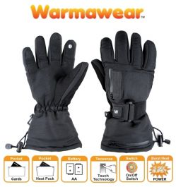 Guantes de Esquí Calefactables Dual Fuel & Burst Power - Warmawear™