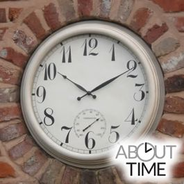 Reloj Gigante - Blanco - 59cm - About Time™