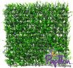 Panel para Jardín Vertical Artificial - Boj - 50 cm x 50cm  por Papillon™