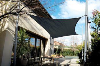 toldo vela coolaroo carbn rectangular 5m x 3m - Toldo Vela Rectangular