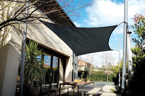 toldo vela coolaroo carbn rectangular 5m x 3m 18499