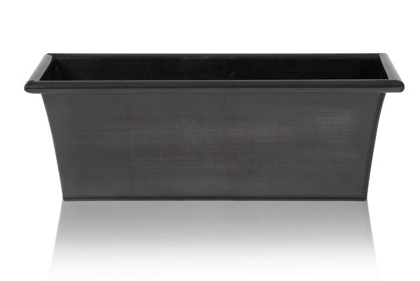 Macetero Alargado de Zinc Galvanizado - Largo 50cm x Alto 18cm 29,99 €