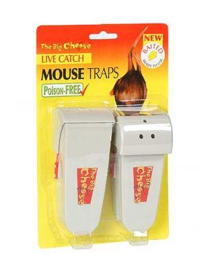 Trampa para ratones caja con dos trampas 8 45 - Ahuyentar avispas exterior ...