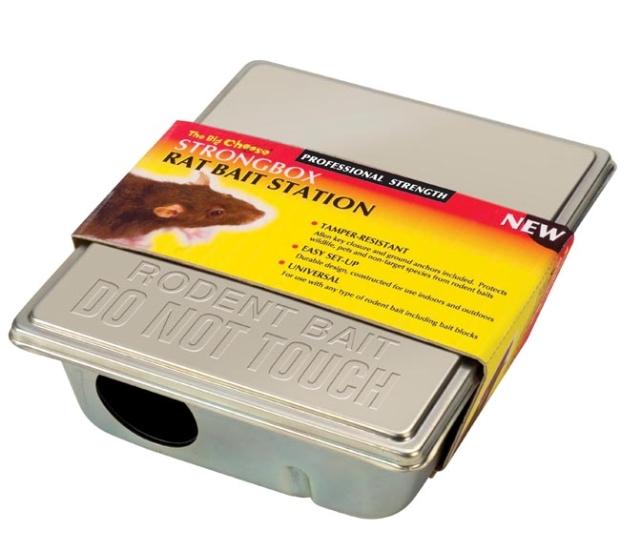 Trampa caja fuerte para ratas 17 99 - Ahuyentar avispas exterior ...