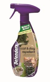 Spray Ahuyentador para Gatos y Perros - 750ml