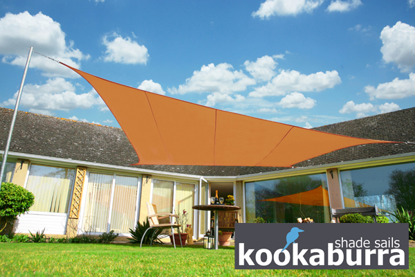 Toldos Vela Kookaburra® Terracota Rectangular 4.0mx3.0m (Transpirable)