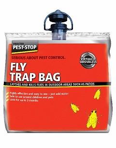 Trampa bolsa para moscas 10 99 - Ahuyentar moscas exterior ...
