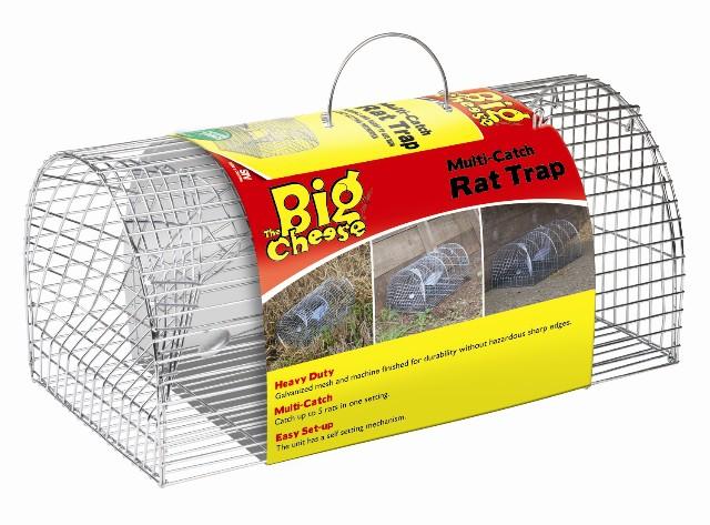 Multi trampa jaula para ratas 35 99 - Ahuyentar avispas exterior ...
