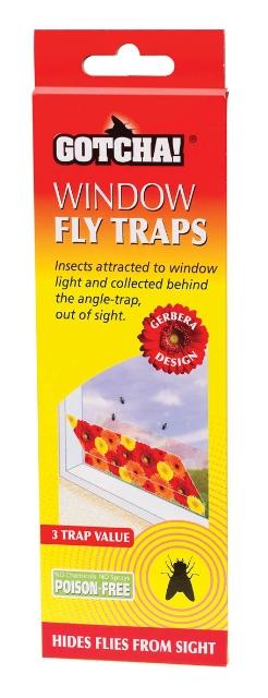 Trampa anti mosca para ventanas 10 99 - Ahuyentar moscas exterior ...
