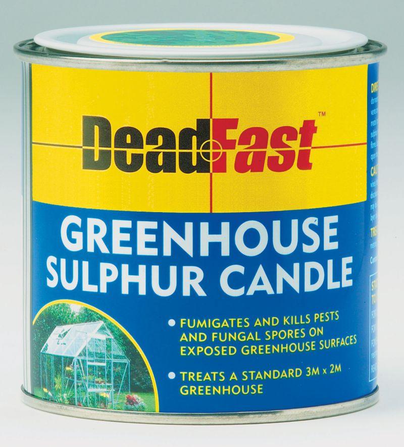Vela fumigadora de azufre para invernaderos dead fast 10 - Ahuyentar avispas exterior ...