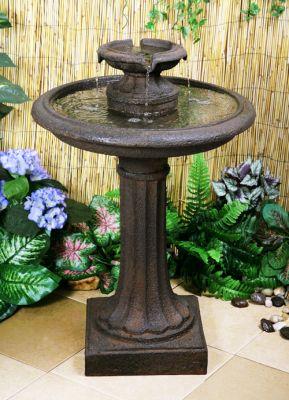 Fuente de agua ba o para aves maleda 124 99 - Fuente de los banos montanejos ...