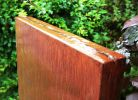 Pared de agua de Acero Corten - Luces LED - 120cm